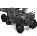для квадроцикла SPORTSMAN BIG BOSS 6X6 570 EPS