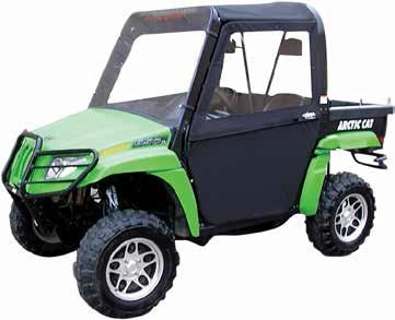 Фотография: КОМПЛЕКТ ДВЕРЕЙ ARCTIC CAT PROWLER PR PRODUCTS (Арт. 51-2079)