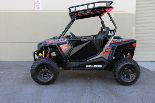 Фотография: Двери BLINGSTAR для Polaris 900S and 900XC UTV-2606TXT