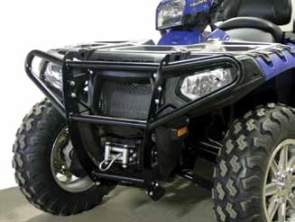 БАМПЕР ДЛЯ КВАДРОЦИКЛА POLARIS XP550/XP850/X2 QUADRAX ELITE, ПЕРЕДНИЙ