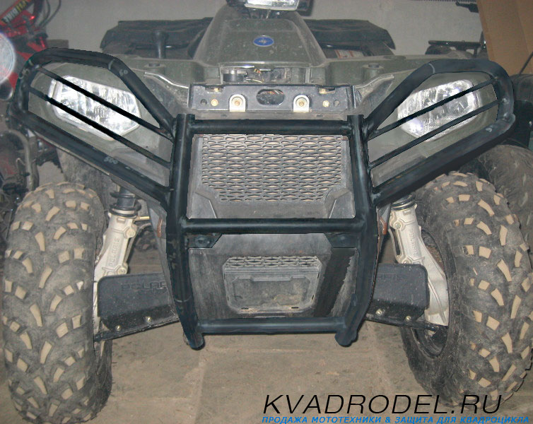 Фотография: Кенгурин для квадроцикла Polaris Sportsman 400/500 H.O./800№3