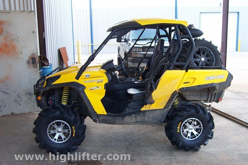 Лифт кит SuperATV для CAN-AM COMMANDER 2,5 Lift Kit