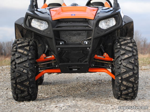 Комплект передних верхних и нижних спортивных рычагов для Polaris RZR 570 800 High Clearance Forward