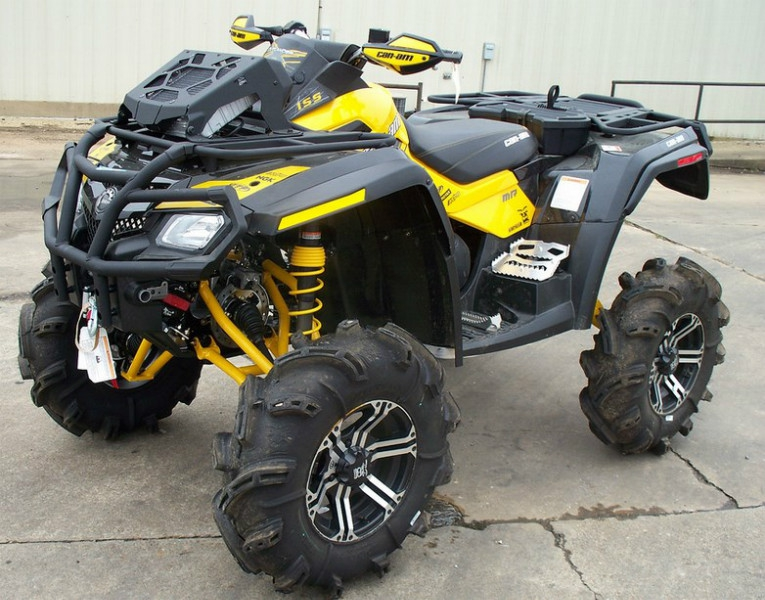 Лифт кит 6 дюймов Catvos для Can-Am (BRP) Outlander/ Renegade G1 (2007-2012)