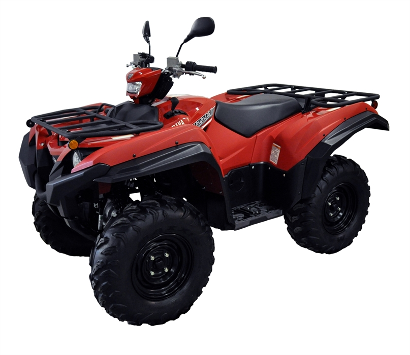 Расширители арок для квадроцикла Yamaha Grizzly 2016 Direction 2 Inc Арт. OFSGZ2000