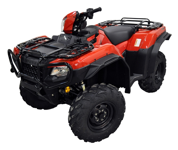 РАСШИРИТЕЛИ АРОК ДЛЯ КВАДРОЦИКЛА HONDA TRX 500 RUBICON 15-16 DIRECTION 2 INC (Арт. OFSH8000)