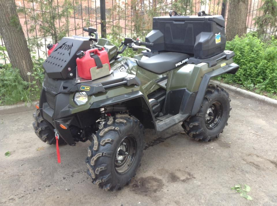 Расширители колесных арок для Polaris Sportsman Touring 570 EFI