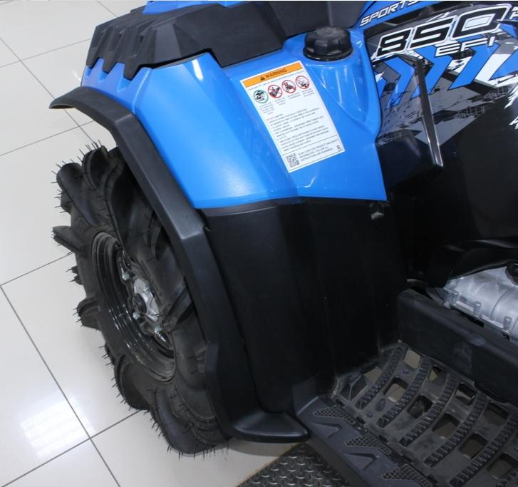 РАСШИРИТЕЛИ АРОК POLARIS SPORTSMAN 850 HIGH LIFTER