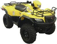 Расширители арок для SUZUKI KINGQUAD Direction 2 Inc (OFSSU1000)
