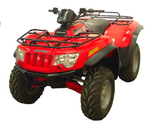 Расширители арок для ARCTIC CAT 450/500/550/650 (2010-2012гг.) DIRECTION 2 INC (OFSAC3000)