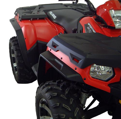 Расширители арок для POLARIS SPORTSMAN 400/ 500/ 800 (2011-2012гг) DIRECTION 2 INC (OFSPL6000)