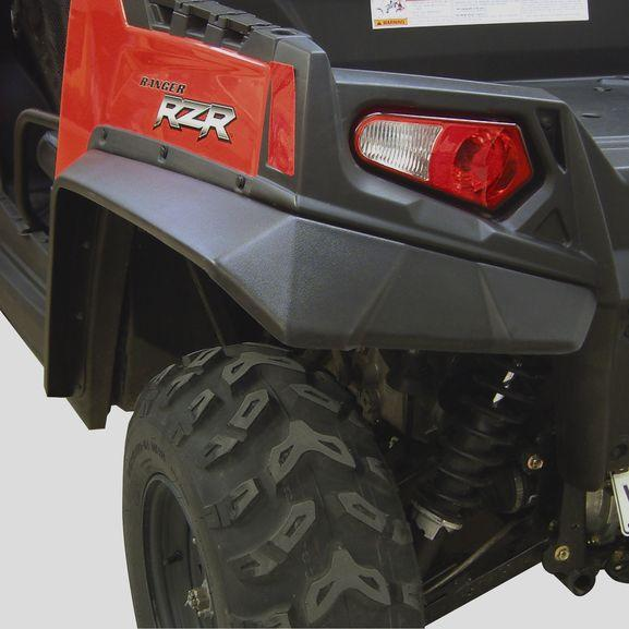 Расширители арок для Polaris RZR/RZR-S Side by side Direction 2 Inc (RZR3000)