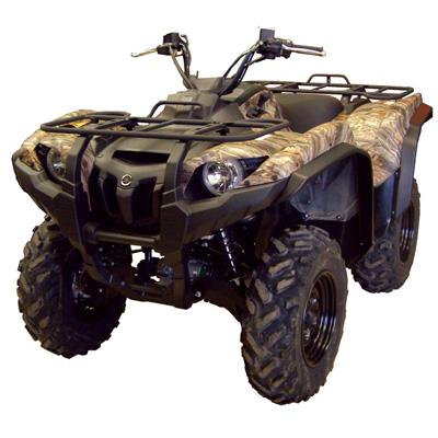 Расширители арок для YAMAHA GRIZZLY 550/700 FI Direction 2 Inc (OFSGZ1000)
