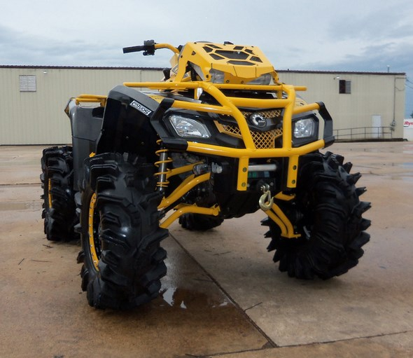 Лифт кит 4 дюйма Catvos для Can-Am (BRP) Outlander/ Renegade G1 (2007-2012)