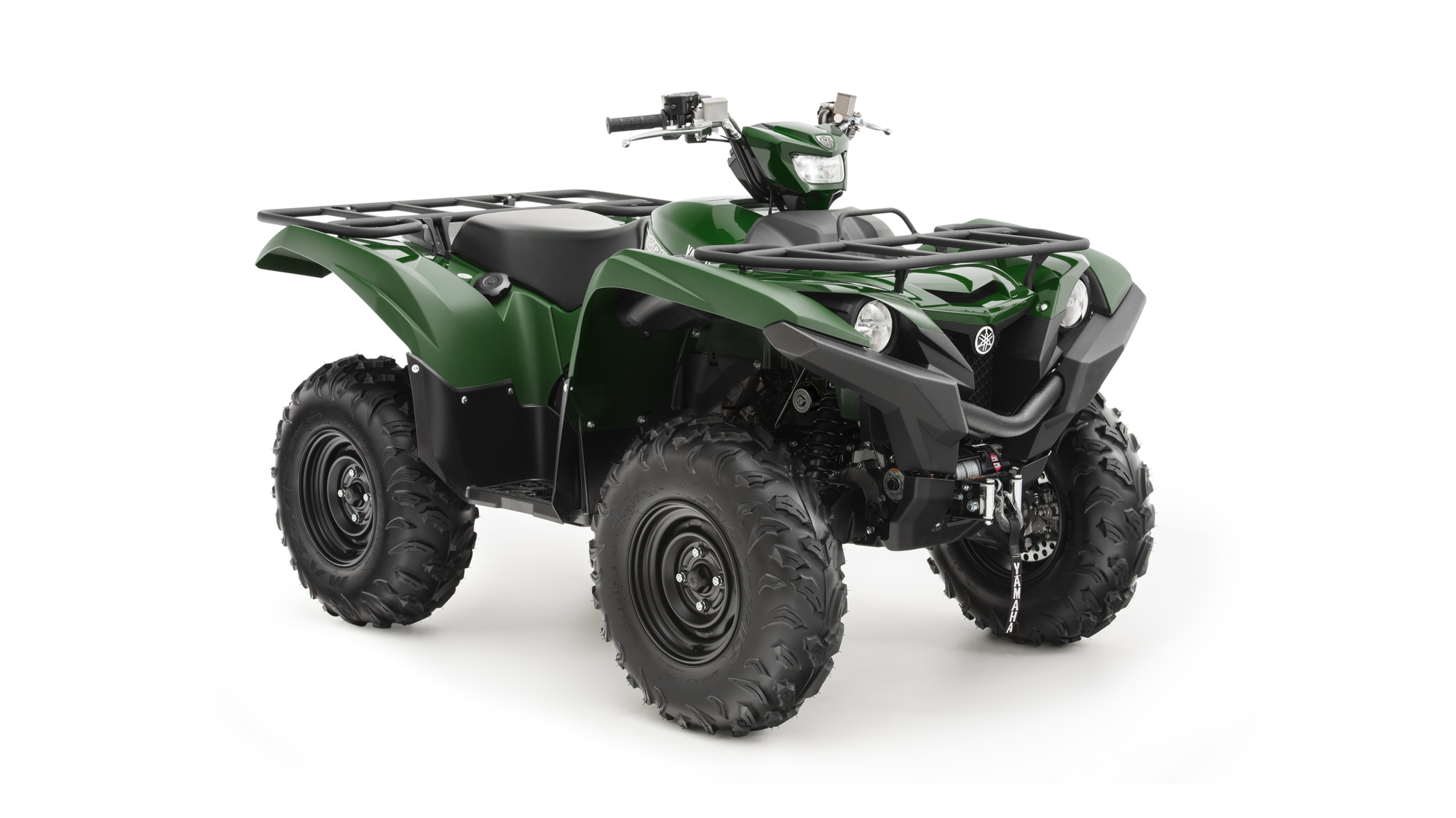 Yamaha Grizzly 700 - 16