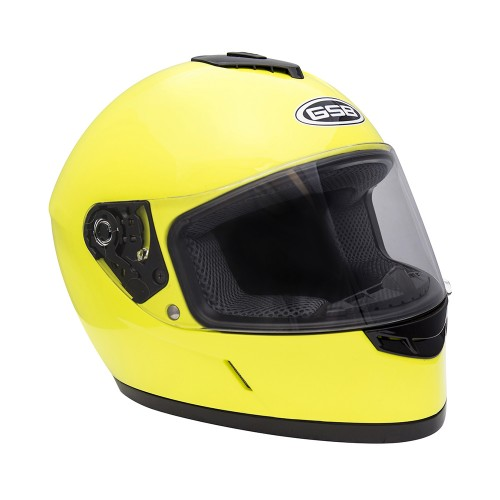 Шлем интеграл G-349 FLUO YELLOW