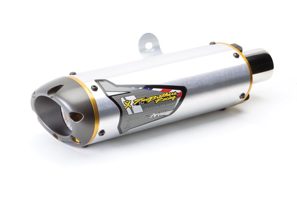 Полная выхлопная система Yamaha YFZ450 M-7 V.A.L.E.™ Stainless Steel Full Race Exhaust System