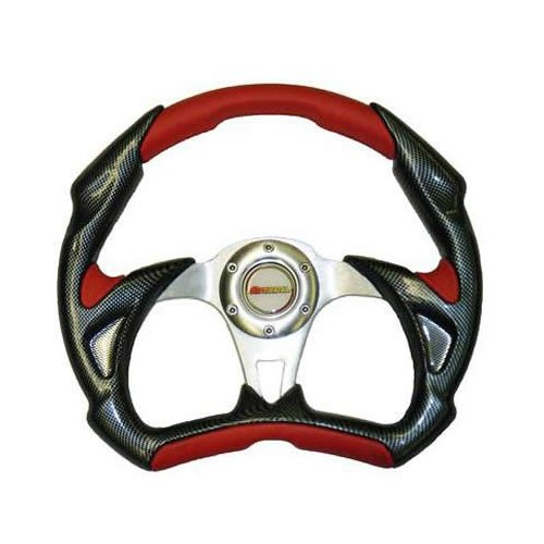 Фотография: Спортивный руль UTV Steering Wheel SW120-RED SW-COM SW120-BLACK SW-COM