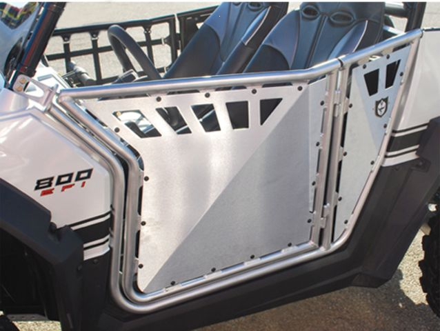 Двери для Polaris RZR ProArmor SUICIDE DOOR METAL W/CUT OUTS