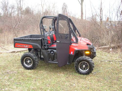 Фотография: Комплект дверей PR-PRODUCTS Polaris RANGER XP FULL-HALF DOORS 51-2222