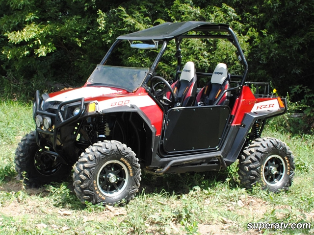 Двери для Polaris RZR Super ATV Low Profile Door