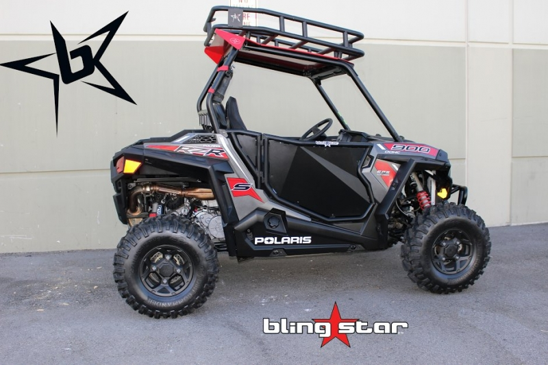 Фотография: Двери BLINGSTAR для Polaris 900S and 900XC UTV-2601TXT