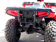Кенгурин задний QUADRAX ELITE POLARIS SPORTSMAN 450/500 HO/Touring (15-8501)