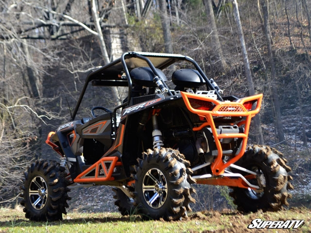 Бампер задний SuperAtv для Polaris RZR 1000 RB-P-RZR1K-02