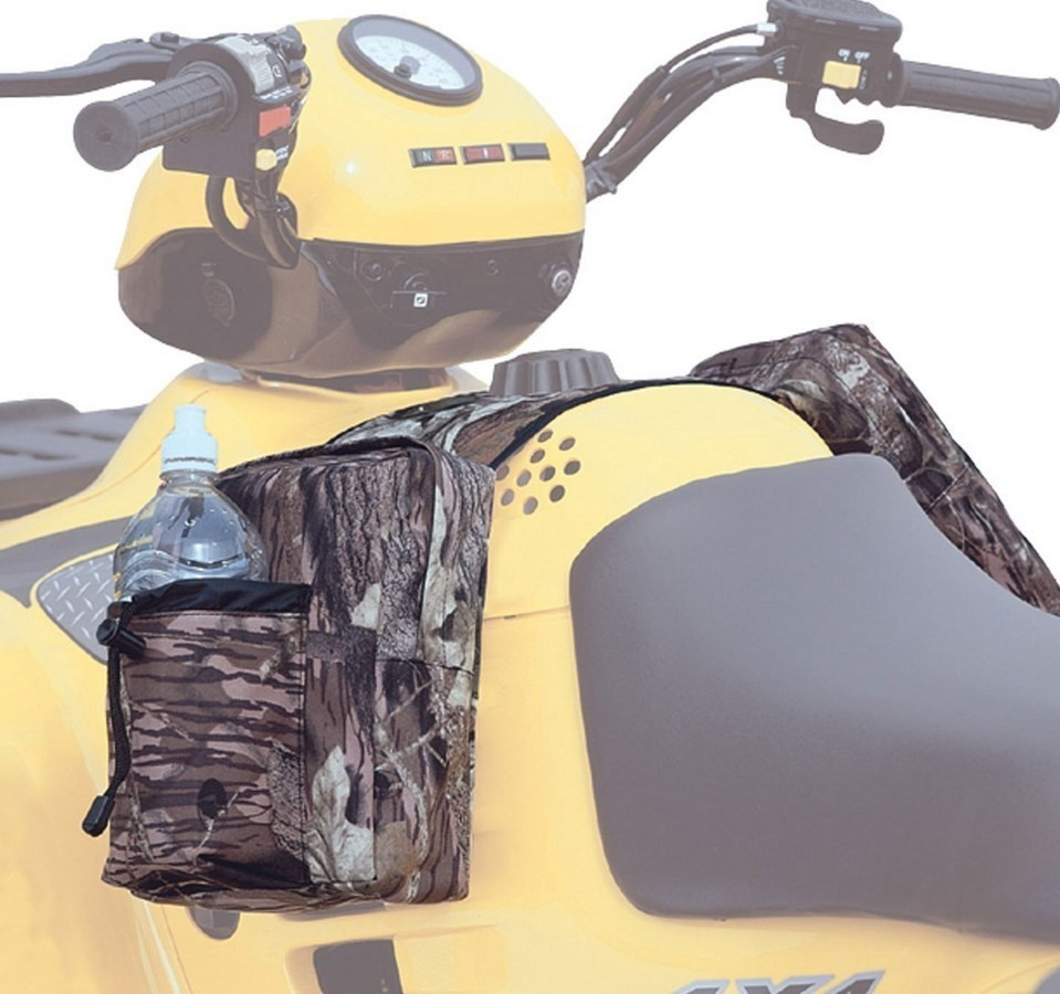 СУМКА ДЛЯ КВАДРОЦИКЛА ATV LOGIC TANK SADDLEBAG, КАМУФЛЯЖ (Арт. 315-6570)