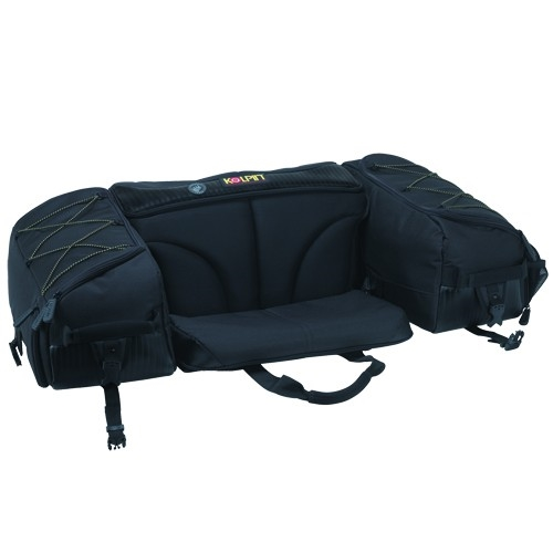 Фотография: КОФР ДЛЯ КВАДРОЦИКЛА KOLPIN MATRIX SEATBAG, ЧЕРНЫЙ (Арт. KOL91155)