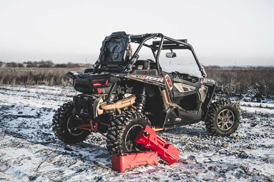 Кофр для UTV -RZR 1000 -RZR XP 1000 EPS; - RZR XP 1000 EPS HIGH