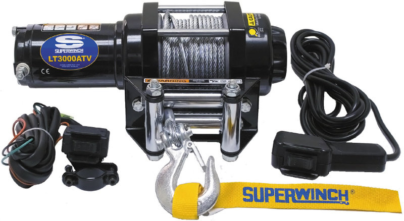 Лебедка Superwinch LT 3000 ATV
