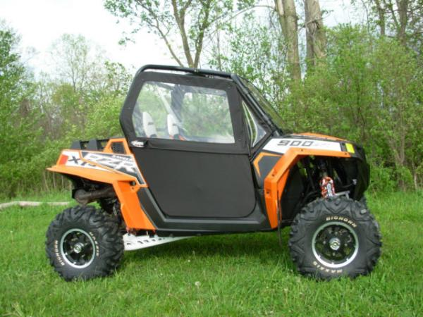 Комплект дверей PR-PRODUCTS Polaris RZR/RZR-s/XP900 FULL-HALF DOORS 2011+ 51-20262