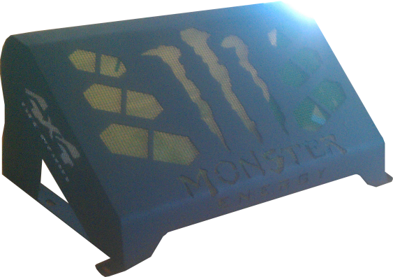 Вынос радиатора BALTMOTORS Монстер