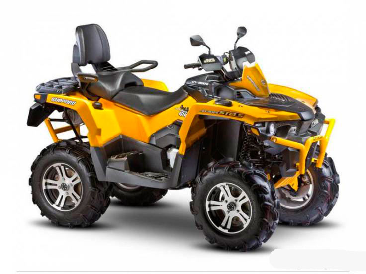 STELS ATV 800G<br > GUEPARD Touring