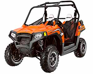 Мотовездеход Polaris RZR LTD EPS orange<br>