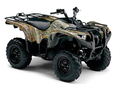 Yamaha Grizzly<br> 450<br><br>